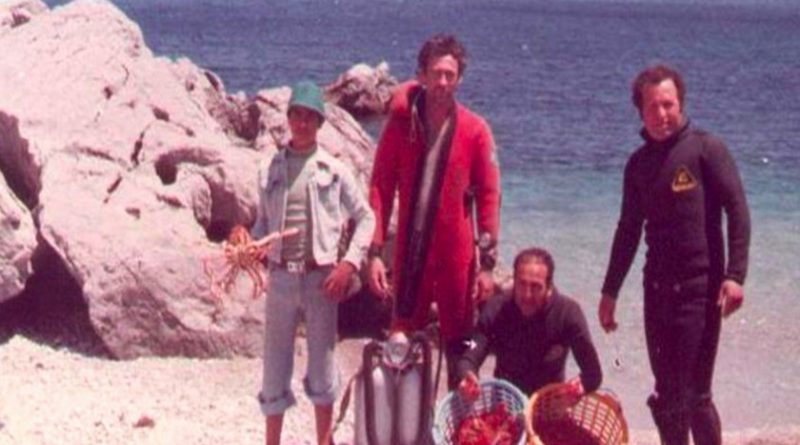 Il corallo delMarocco. Quando iniziò l'avventura